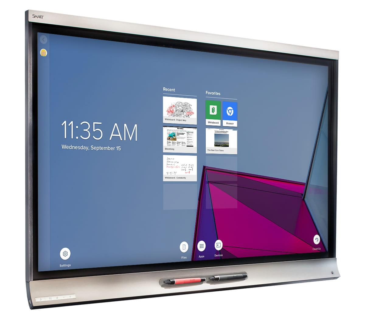 SMART Board® Pro 6000 Series - SMART Technologies