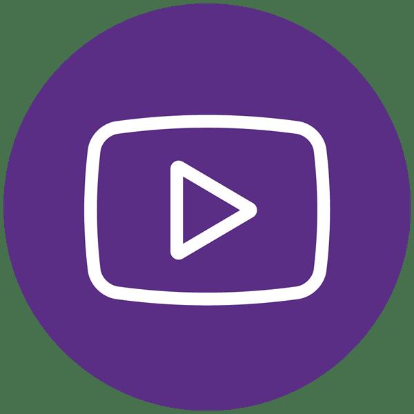 Icono de vídeo